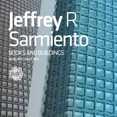 JEFFREY R. SARMIENTO  BOOKS AND BUILDINGS