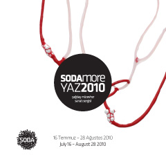 SODAMORE YAZ 2010 Contemporary Art Jewellery Exhibition / 16.07.2010-28.08.2010