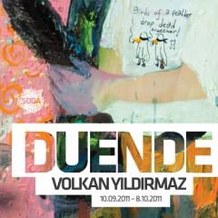 VOLKAN YILDIRMAZDuende / 10.09.11-08.10.11