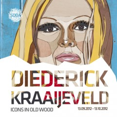Diederick Kraaijeveld / Icons in Old Wood13.09.2012 - 13.10.2012